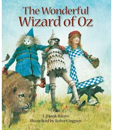 [(The Wonderful Wizard of Oz )] [Author: L Frank Baum] [Sep-2011] Cover