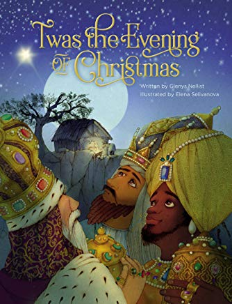 'Twas the Evening of Christmas Cover