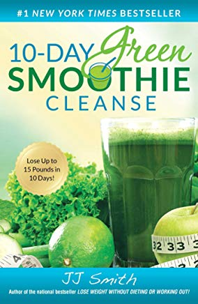 10-Day Green Smoothie Cleanse Cover