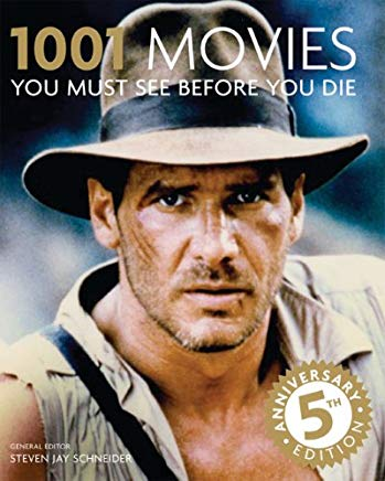 1001 Movies You Must See Before You Die Cover
