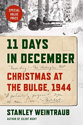 11 Days in December: Christmas at the Bulge, 1944 Cover