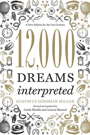 12,000 Dreams Interpreted: A New Edition for the 21st Century Cover