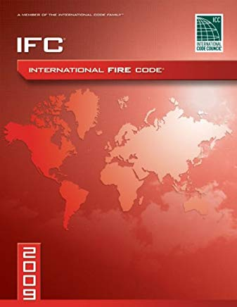 2009 International Fire Code: Softcover Version (International Code Council Series) Cover
