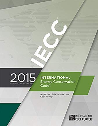2015 International Energy Conservation Code Cover