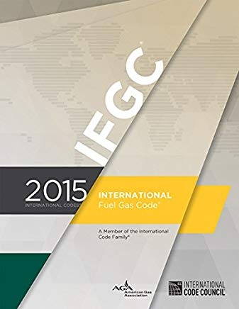 2015 International Fuel Gas Code Cover