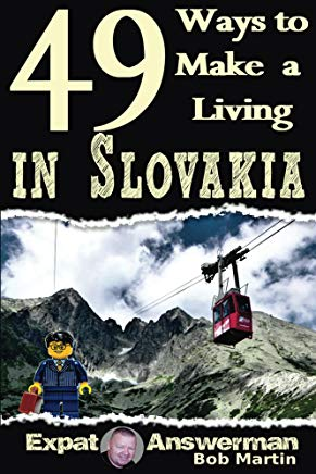 49 Ways to Make a Living in Slovakia Cover