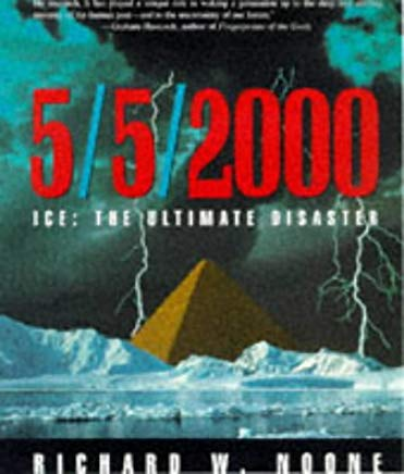 5/5/2000: Ice- The Ultimate Disaster, Revised Edition Cover