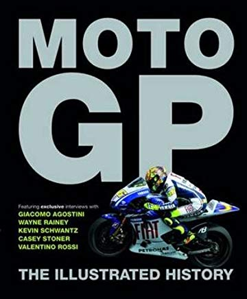 60 Years of MotoGP Cover