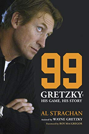 99: Gretzky: His Game, His Story Cover
