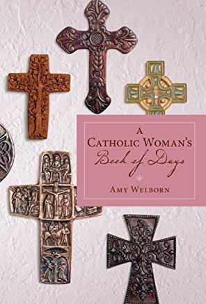 A Catholic Woman's Book of Days Cover