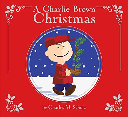 A Charlie Brown Christmas: Deluxe Edition (Peanuts) Cover
