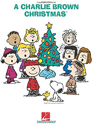 A Charlie Brown Christmas Cover