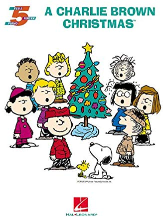 A Charlie Brown Christmas(TM) (Five-Finger Piano) Cover