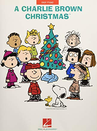 A Charlie Brown Christmas(TM)(Easy Piano) Cover