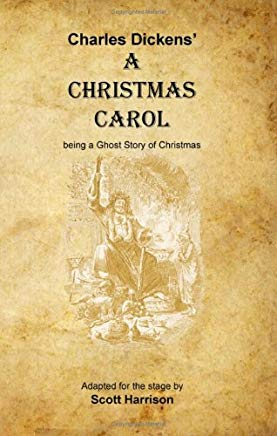 A Christmas Carol: Being A Ghost Story Of Christmas Cover