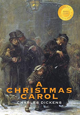 A Christmas Carol (Illustrated) (1000 Copy Limited Edition) Cover