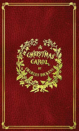 A Christmas Carol: With Original Illustrations In Full Color Cover