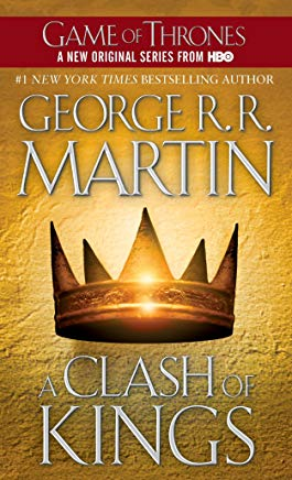 A Clash of Kings (A Song of Ice and Fire, Book 2) Cover