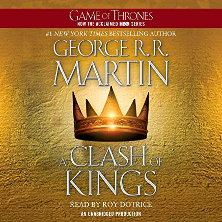 A Clash of Kings: A Song of Ice and Fire, Book 2 Cover