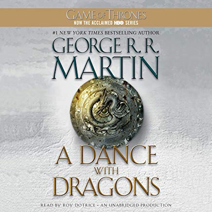 A Dance with Dragons: A Song of Ice and Fire, Book 5 Cover