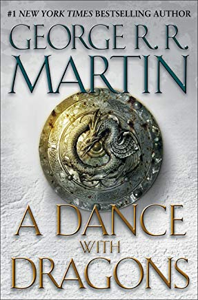 A Dance with Dragons (A Song of Ice and Fire) Cover