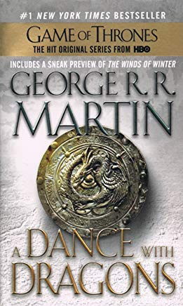 A Dance With Dragons (Turtleback School & Library Binding Edition) (Song of Ice and Fire) Cover