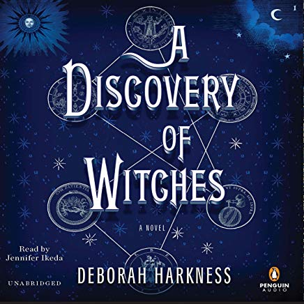 A Discovery of Witches: A Novel Cover