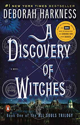 A Discovery of Witches (All Souls Trilogy) Cover
