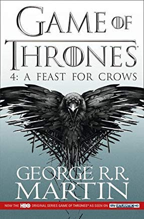 A Feast for Crows (A Song of Ice and Fire, Book 4) by George R. R. Martin (27-Mar-2014) Paperback Cover