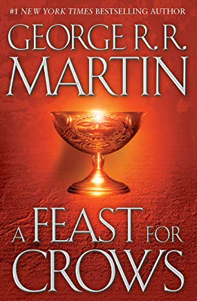 A Feast for Crows (A Song of Ice and Fire, Book 4) Cover