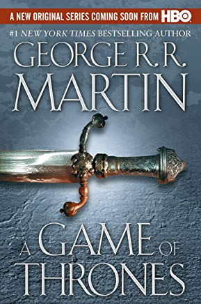 A Game of Thrones (A Song of Ice and Fire, Book 1) Cover