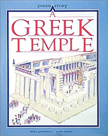 A Greek Temple Cover