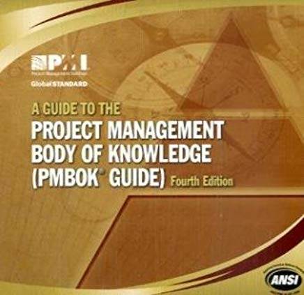 A Guide to the Project Management Body of Knowledge: PMBOK Guide Cover