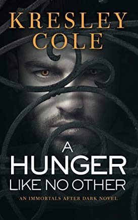 A Hunger Like No Other (Immortals After Dark Book 2) Cover