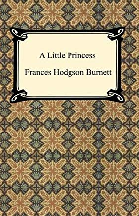 A Little Princess [with Biographical Introduction] Cover