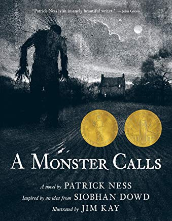 A Monster Calls: Inspired by an idea from Siobhan Dowd Cover