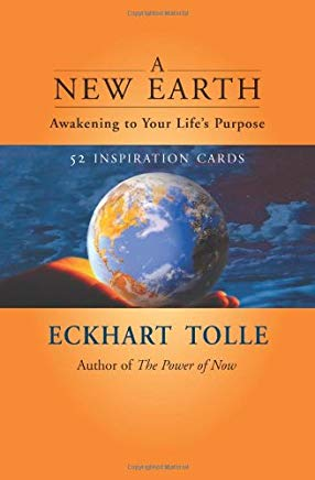 A New Earth Inspiration Deck: Awakening to Your Life's Purpose Cover