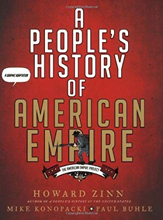 A People's History of American Empire: The American Empire Project, A Graphic Adaptation Cover