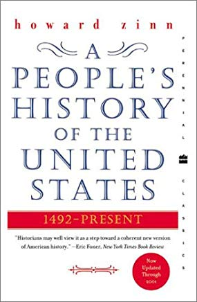 A People's History of the United States: 1492-Present (Perennial Classics) Cover