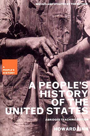 A People's History of the United States: Abridged Teaching Edition (New Press People's History) Cover