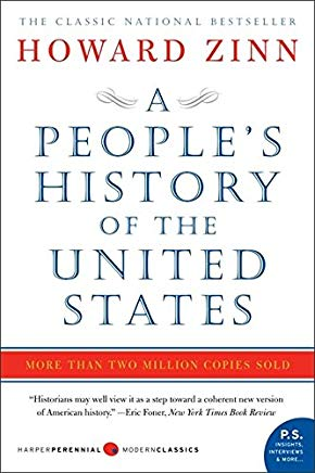 A People's History of the United States Cover