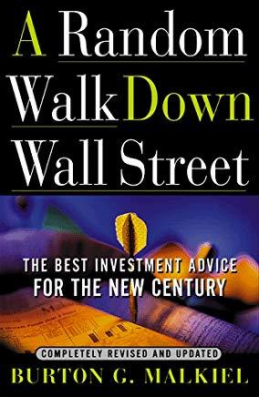 A Random Walk Down Wall Street Cover