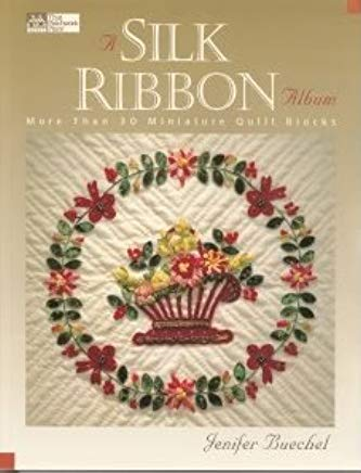 A Silk Ribbon Album Cover