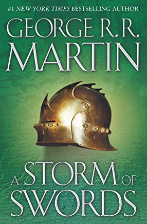 A Storm of Swords (A Song of Ice and Fire, Book 3) Cover