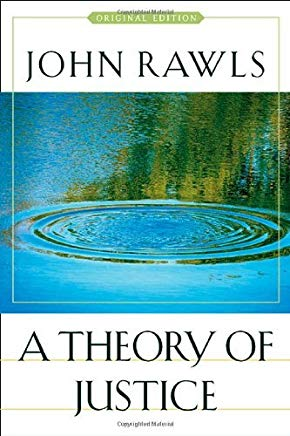 A Theory of Justice (Oxford Paperbacks 301 301) Cover