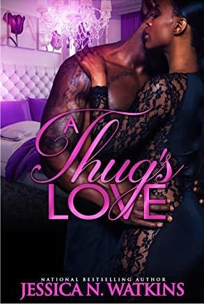 A Thug's Love Cover