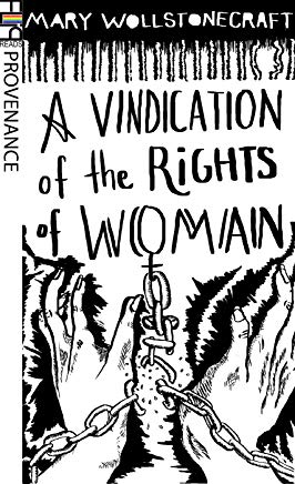 A Vindication of the Rights of Woman (Illustrated) Cover