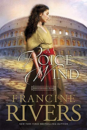A Voice in the Wind (Mark of the Lion Book 1) Cover