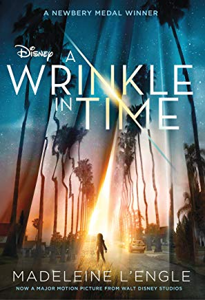 A Wrinkle in Time Movie Tie-In Edition (A Wrinkle in Time Quintet) Cover