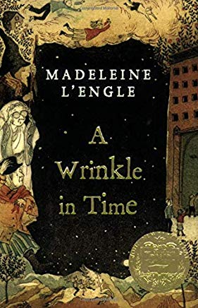 A Wrinkle in Time (Time Quintet) Cover
